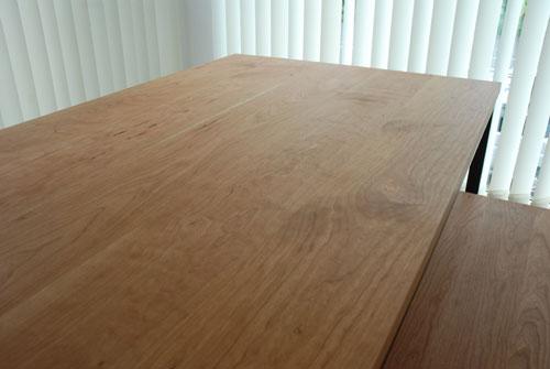 テーブルとベンチをオーダーキッチンと一緒に製作 3029イメージ-7