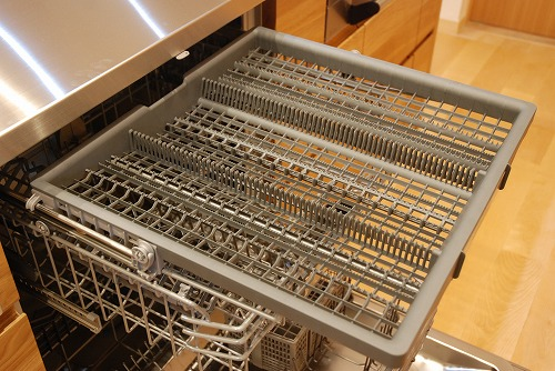 オーダーメードキッチン ガゲナウ食洗機とナラの木とステンレス 630イメージ-16