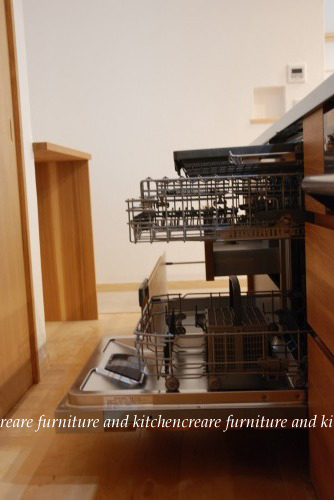 オーダーメードキッチン ガゲナウ食洗機とナラの木とステンレス 630イメージ-17