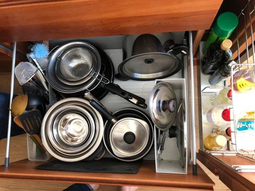 アイランドキッチン ブラックチェリー 668イメージ-11
