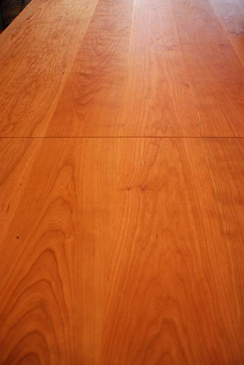 パンこね台としての無垢の作業台テーブルをパン教室に 3031イメージ-3
