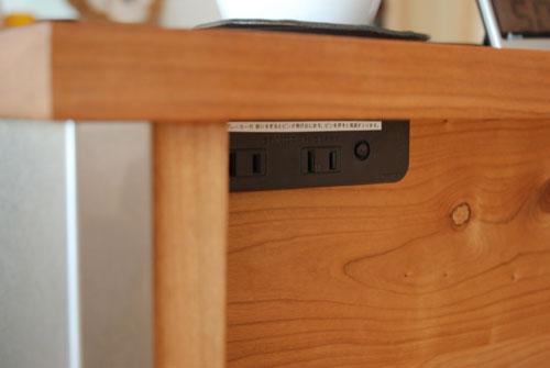 ステンレスオーダーメイドキッチン 手元が隠せる対面キッチン 726イメージ-3