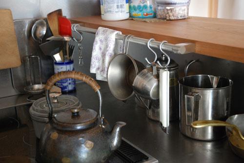 ステンレスオーダーメイドキッチン 手元が隠せる対面キッチン 726イメージ-10