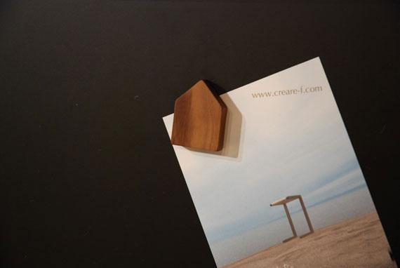 無垢の木のマグネット 8003イメージ-1