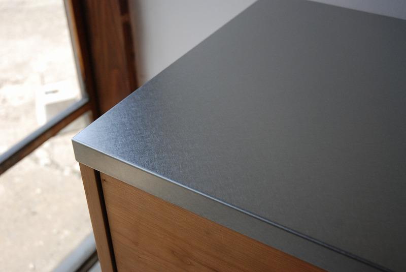 食器棚 米びつスライド棚付き 660イメージ-6