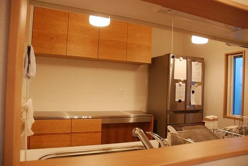 吊戸棚とキッチンカウンター収納 771イメージ-2