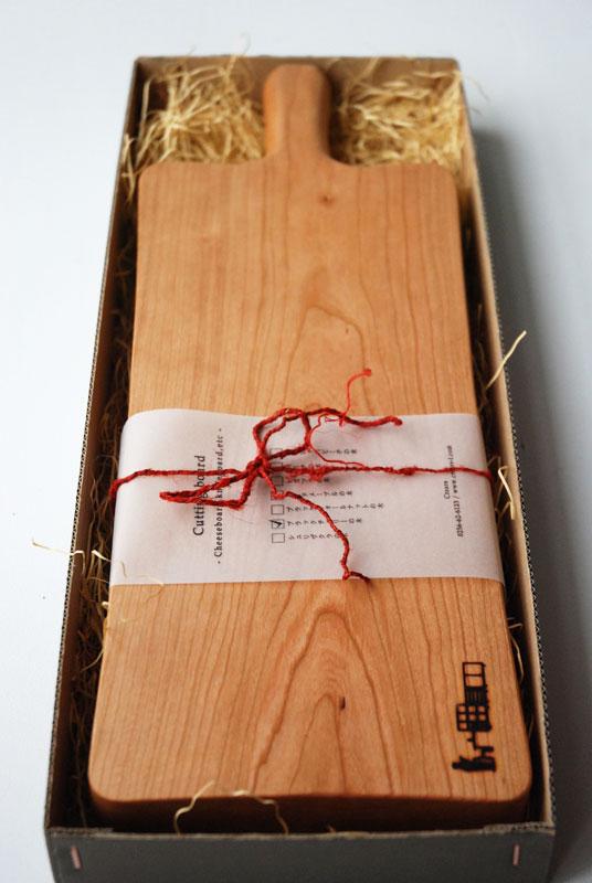 結婚式の引出物 -カッティングボード- 1107イメージ-1
