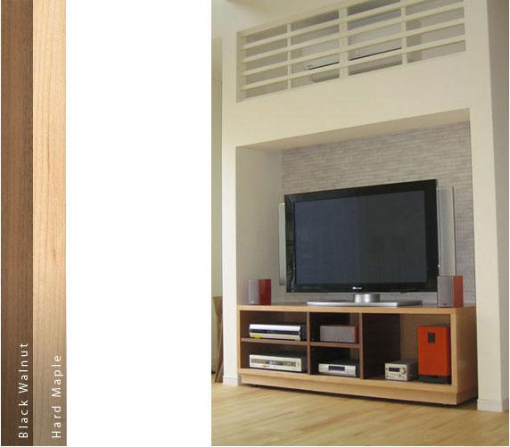 TVボード/AVボード 隠し車輪 c5006