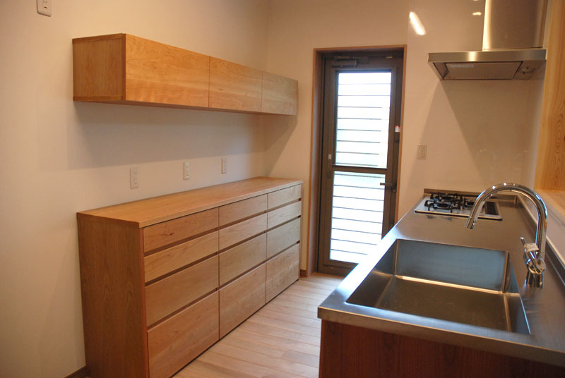 オリジナルキッチン 吊戸棚 キッチンボード 696