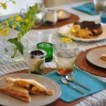 バスク風チーズケーキ-バスチー-の教室 白石さんのレシピで