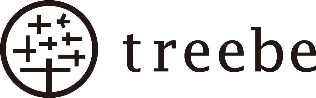 家具工房treebe ツリーベのロゴ