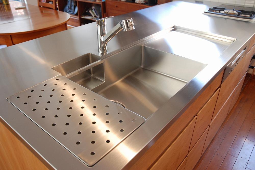 ガゲナウのIHとガスコンロの両方とミーレの電子レンジオーブンのあるキッチンリフォーム no.5062イメージ-5