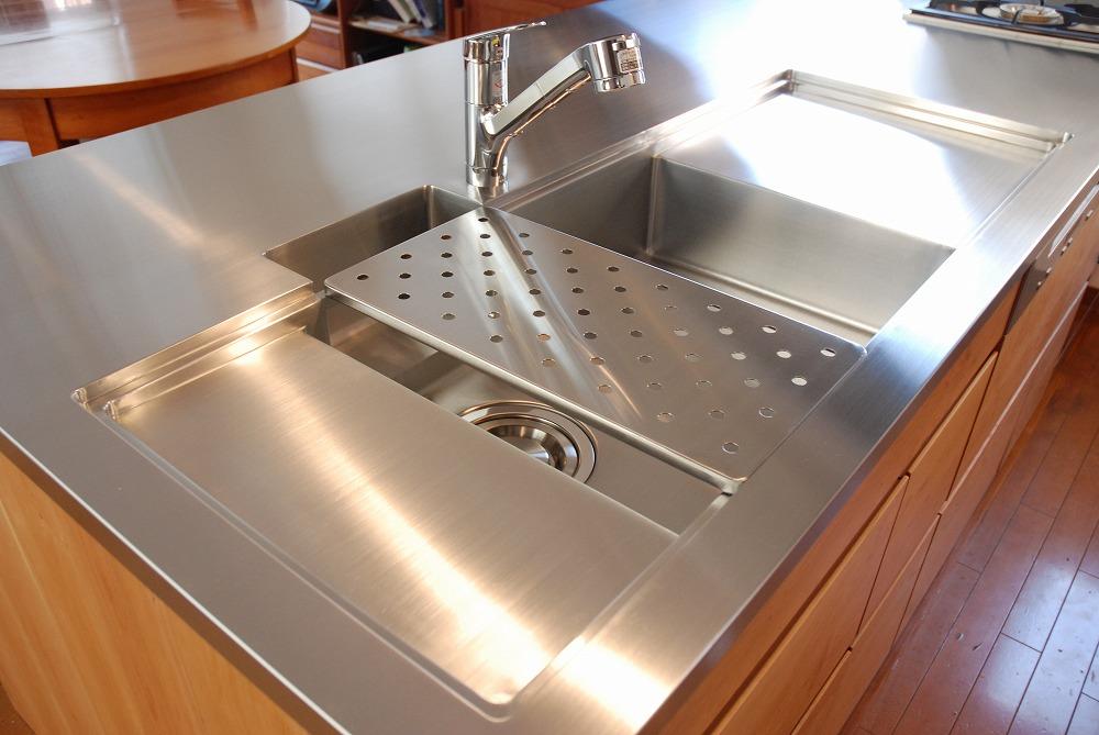 ガゲナウのIHとガスコンロの両方とミーレの電子レンジオーブンのあるキッチンリフォーム no.5062イメージ-6