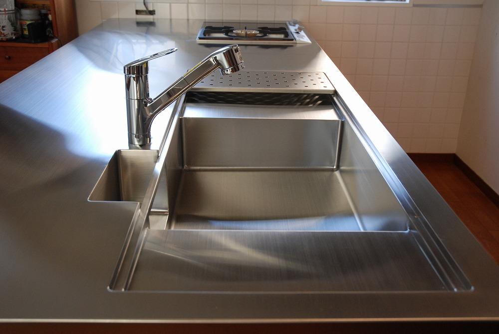 ガゲナウのIHとガスコンロの両方とミーレの電子レンジオーブンのあるキッチンリフォーム no.5062イメージ-4