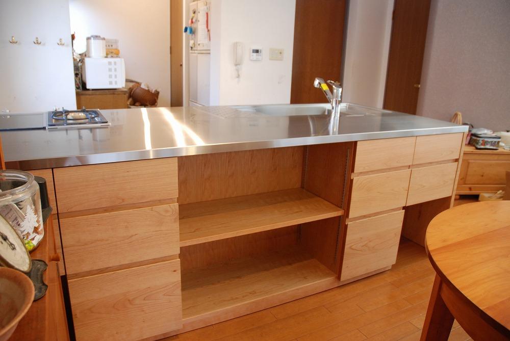 ガゲナウのIHとガスコンロの両方とミーレの電子レンジオーブンのあるキッチンリフォーム no.5062イメージ-12