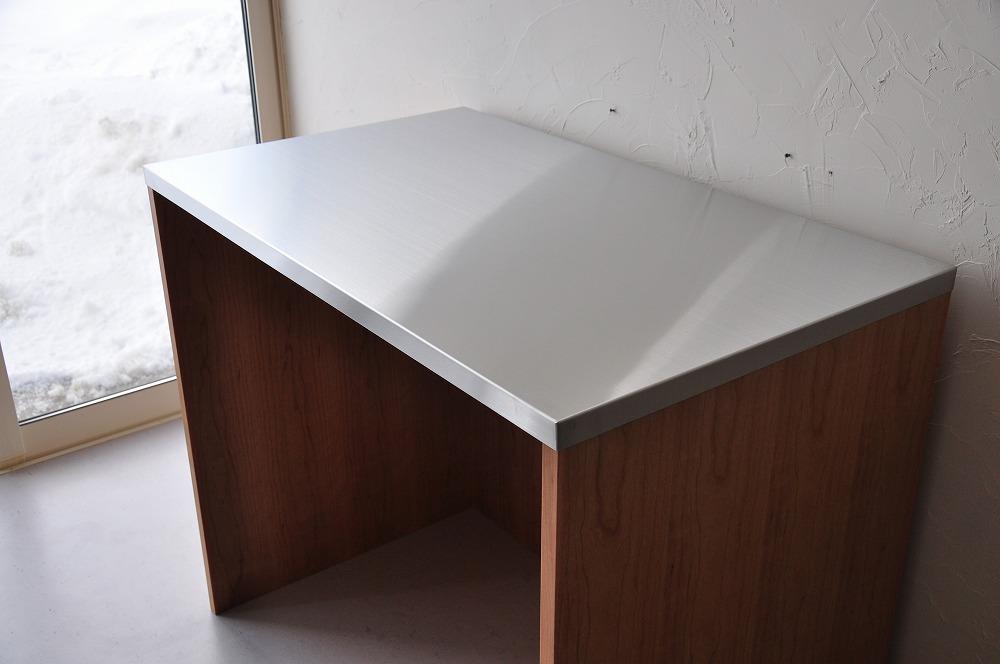 オープン空間だけのシンプルなアイランドカウンター I様 5091イメージ-4