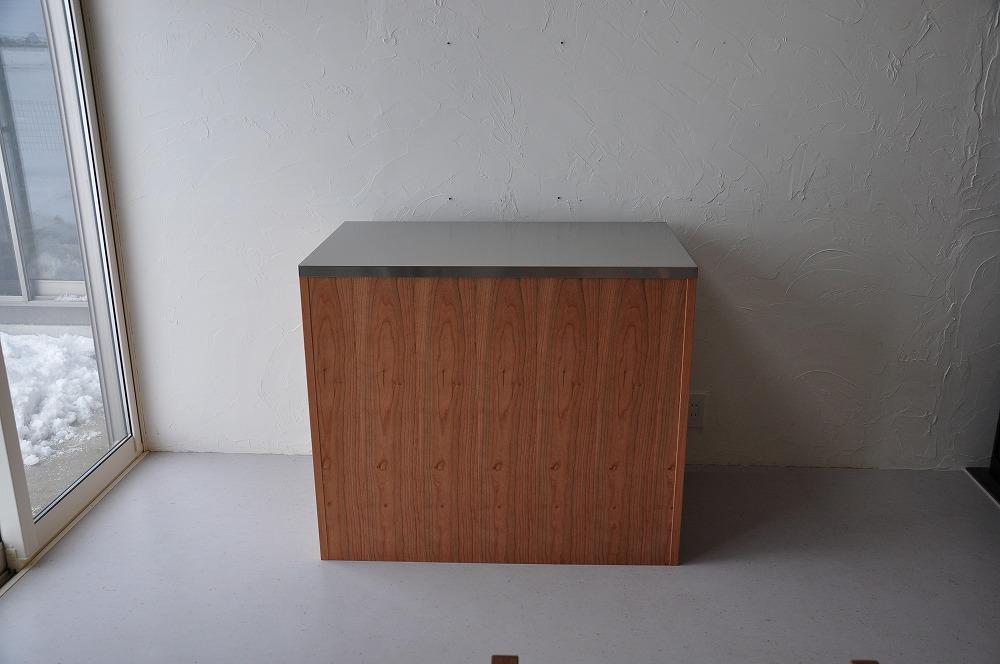 オープン空間だけのシンプルなアイランドカウンター I様 5091イメージ-2