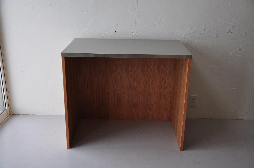オープン空間だけのシンプルなアイランドカウンター I様 5091