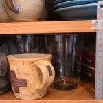 オーダー食器棚の高さ間隔の検討について