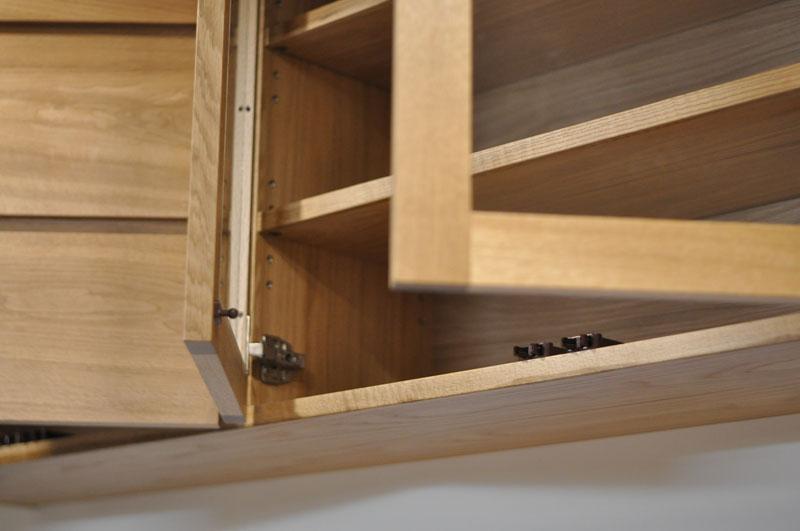 2層シンクと並べて使う吊戸棚と食器棚 5095イメージ-8