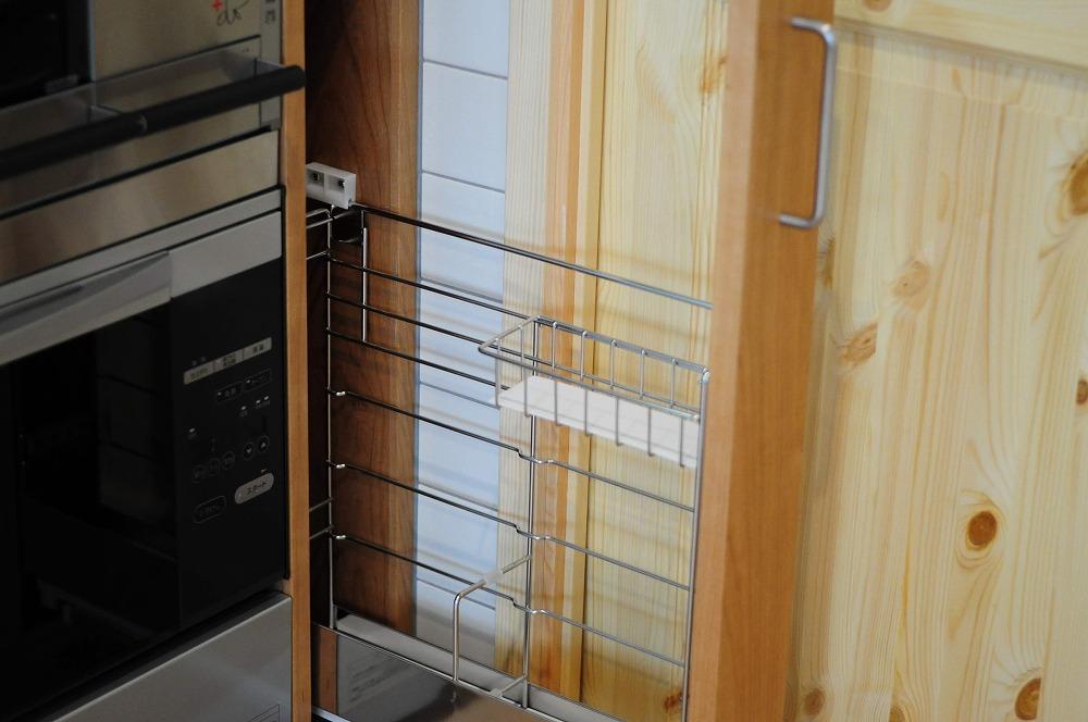 4m以上ある長いステンレスシンク一体天板とアスコ食洗機のあるキッチン 5096イメージ-13