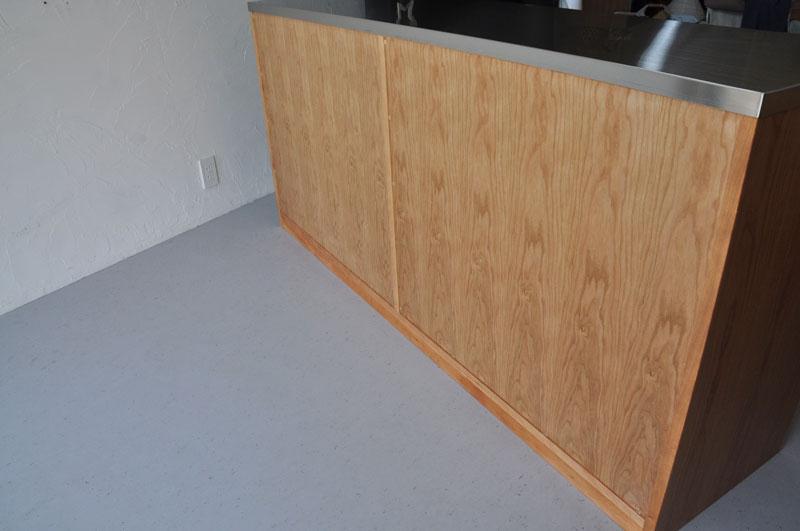 引出しのサイズが全部違う180cmの食器棚 5098イメージ-2